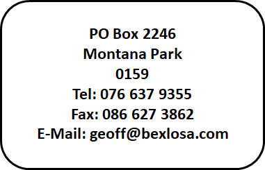 Official Contact Details